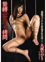 緊縛女スパイ拷問 大槻ひびきムチ打たれ、失禁し、蝋燭を全身にかけられ、泣き叫び、そして縛られて犯される