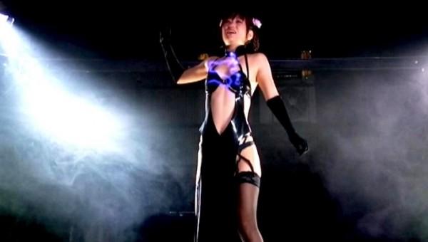 チャイナドレスコスプレ格闘アイドルハイレグ股間責めAV動画