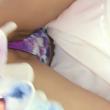 【無】真下からイキマンコ観察★しゃがみポーズでどアップマジイキオナニー★高画質
