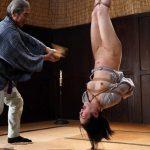 江戸時代の女性への緊縛や拷問を再現するSMのAVがすごい!